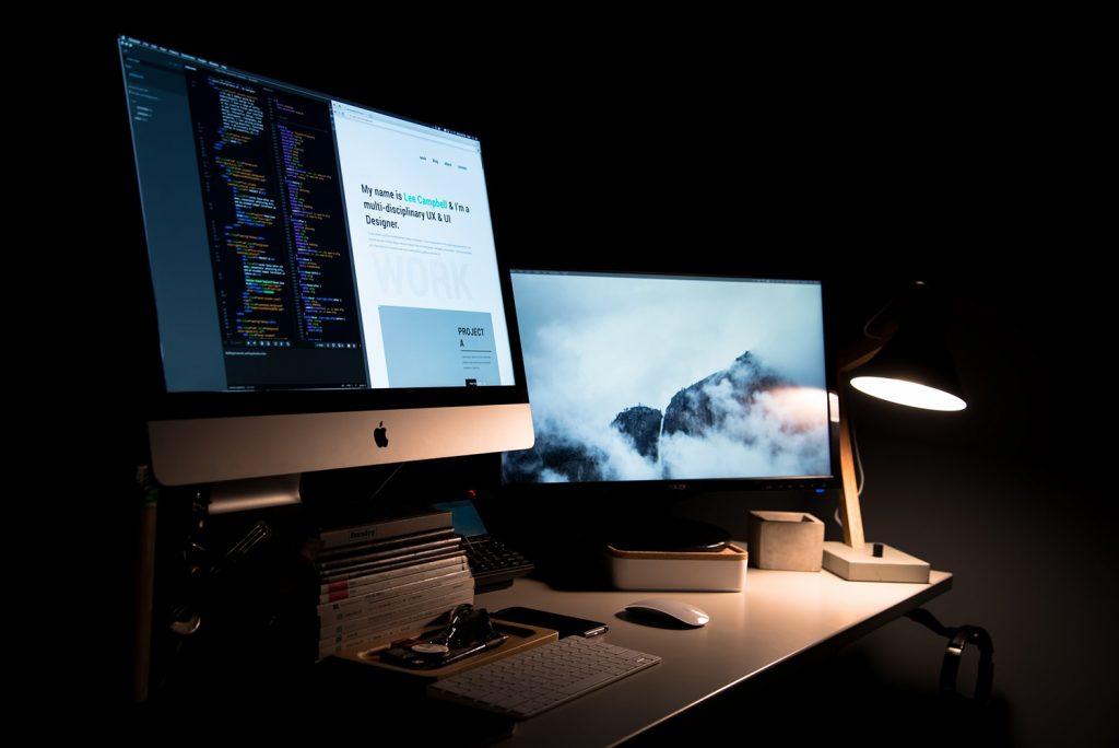 WEBデザインの画像
